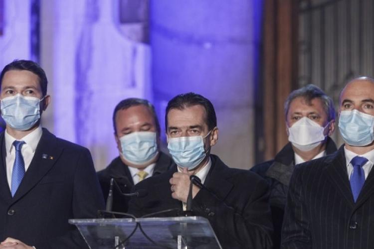 PNL Bistrița îl susține pe Ludovic Orban. Dizidenții din Transilvania bat în retragere