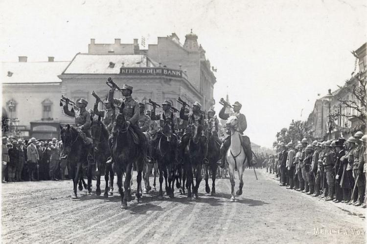 De la Kolozsvar -ul Unguresc la Clujul Românesc (1918-1919) - Cum au preluat românii controlul Clujului