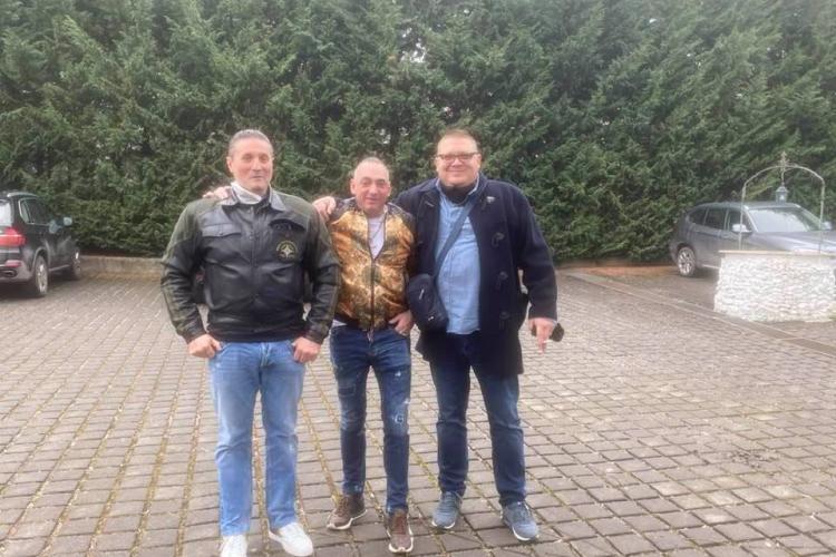 Greii Clujului s-au reunit: Gore, Ceapă și Miki Miklos (Muhammad Ali de Cluj). Mai demult controlau Clujului - FOTO