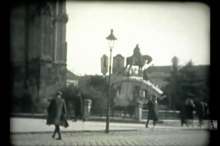 Imagini VIDEO din Cluj 1930 - 1931: Iuliu Hațieganu inaugura o secție din Spitalul Evreiesc. Eleganța era cuvântul cheie - VIDEO