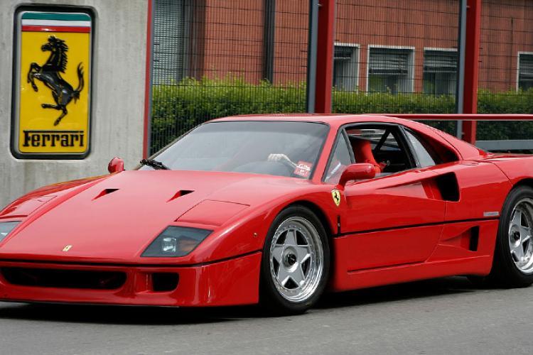 Cum a uitat Țiriac două Ferrari- uri de lux într-un garaj, timp de 10 ani