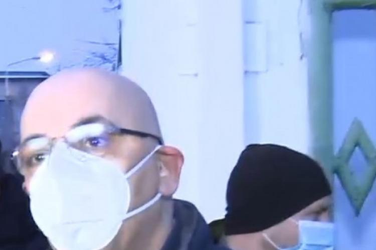 Raed Arafat s-a enervat când a fost întrebat de ce ard spitalele: Este revoltă în capul dumneavoastră! - VIDEO