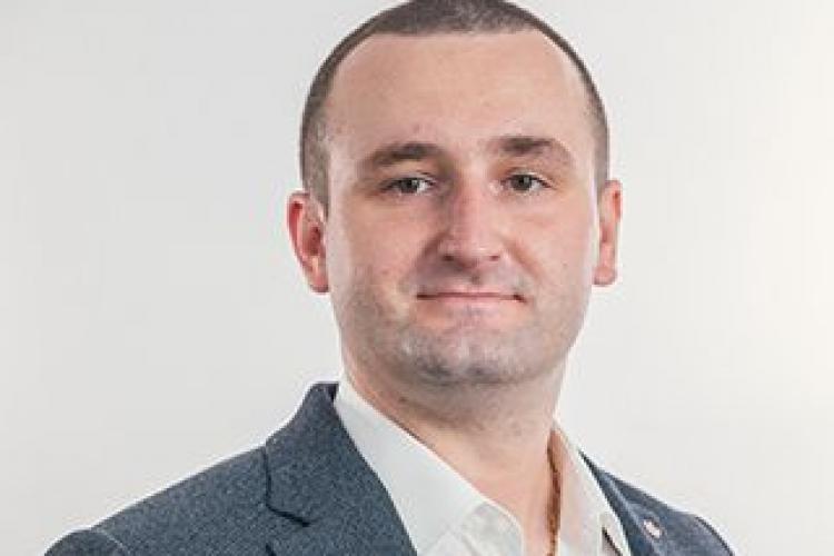 Tasnadi Szilard, noul prefect al Clujului in locul lui Abrudean. UDMR joacă tare