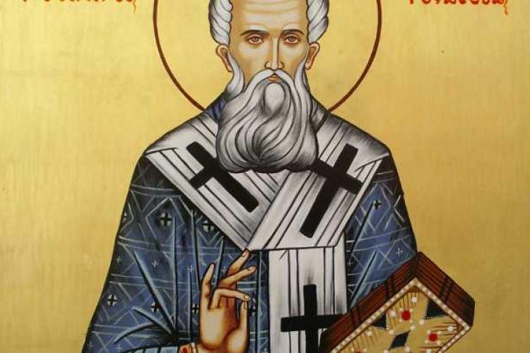 Sfântul Grigorie Teologul (Sfantul Grigorie de Nazianz), prăznuit luni, 25 ianuarie