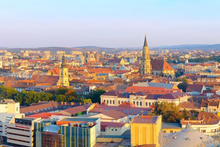 Clujul, în 20 oraşe din lume în care se trăieşte cel mai sănătos. Surpriza este că e depășit de Timișoara