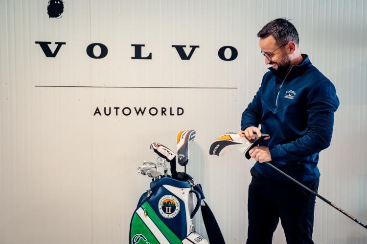Autoworld Volvo susține golful în Transilvania prin parteneriatul cu Romanian Golf Evolution