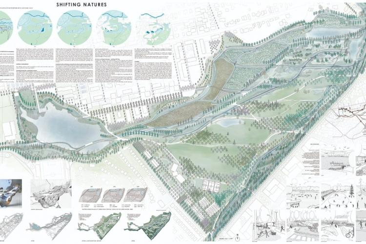 Clujul va avea un parc pe stil londonez! Cât de mare va fi Parcul EST, din Gheorgheni și până la Selgros, în Someșeni