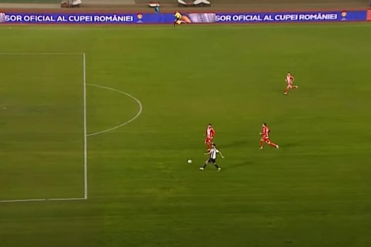 U Cluj a eliminat pe UTA în Cupa României - REZUMAT VIDEO