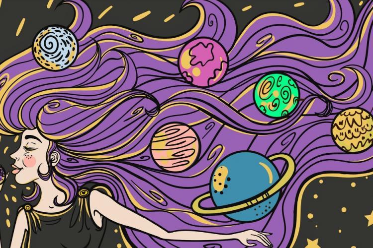 Horoscop special. Cum arată un horoscop creat în urmă cu 2.000 de ani cu 21 de zodii
