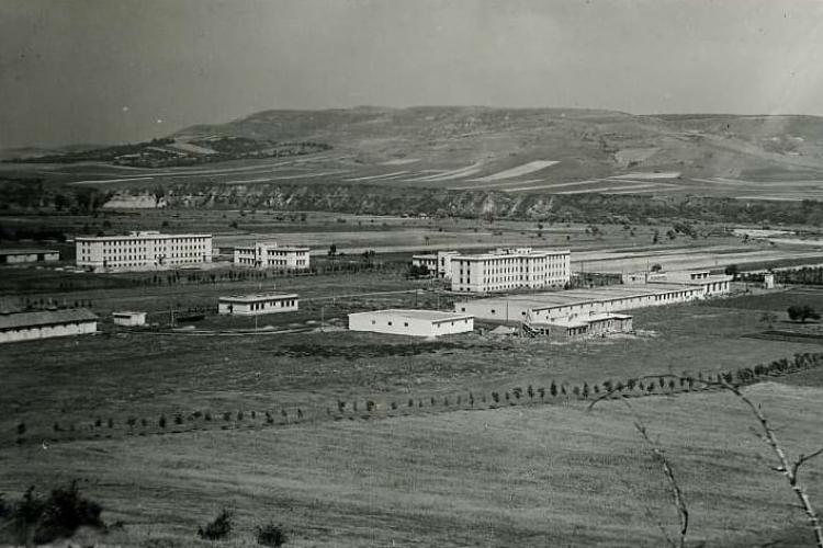 Imagine cu Floreștiul din 1940. Terenul de la Unitatea militară a fost expropriat de la groful maghiar - FOTO