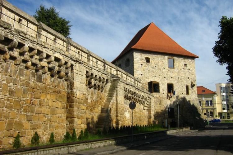 Bastionul Croitorilor-locul unor drame uriașe din istoria Clujului. Citește povestea tragică a unui luptător celebru ars pe rug și tras în țeapă acolo