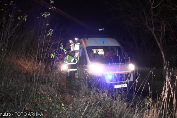 Asistentă găsită moarta într-un pârâu din județul Cluj