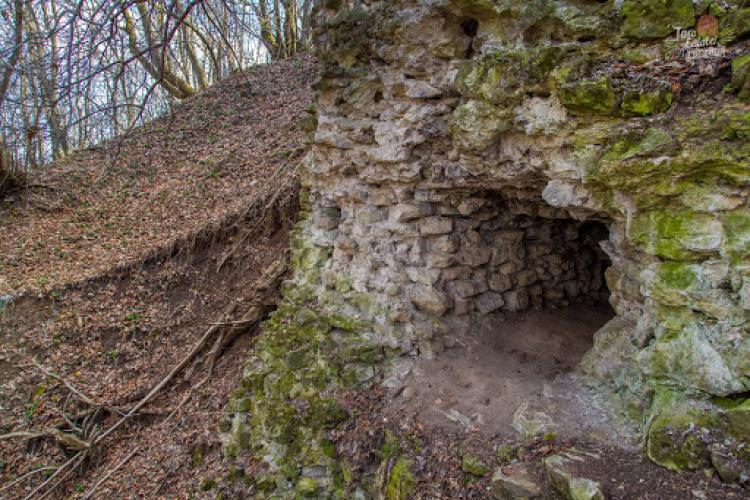 Cum poți ajunge la ruinele de la Cetatea Fetei, Florești? TRASEU