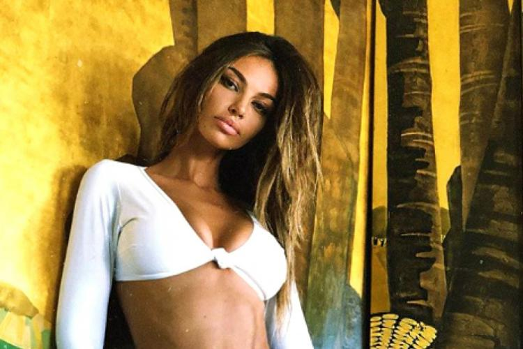 Mădălina Ghenea, fotografie cu abdomenul de vedetă fitness. Actrița arată perfect - FOTO