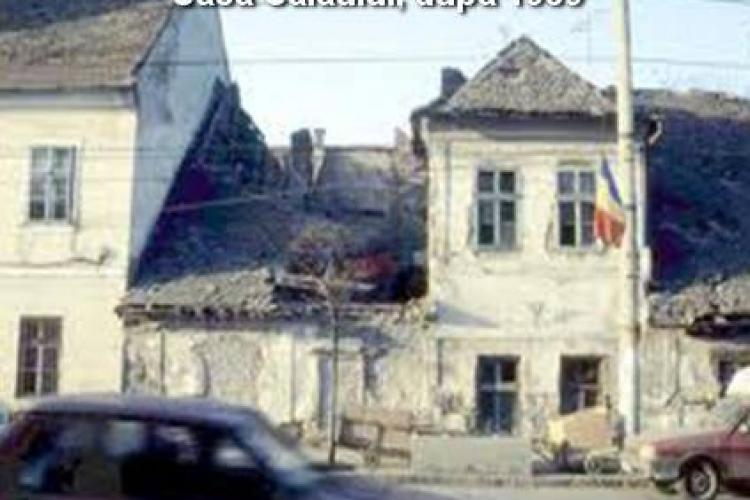 Casa Călăului și prima Grădină Botanică a Clujului de pe strada Avram Iancu, sacrificate pentru interesele imobiliare