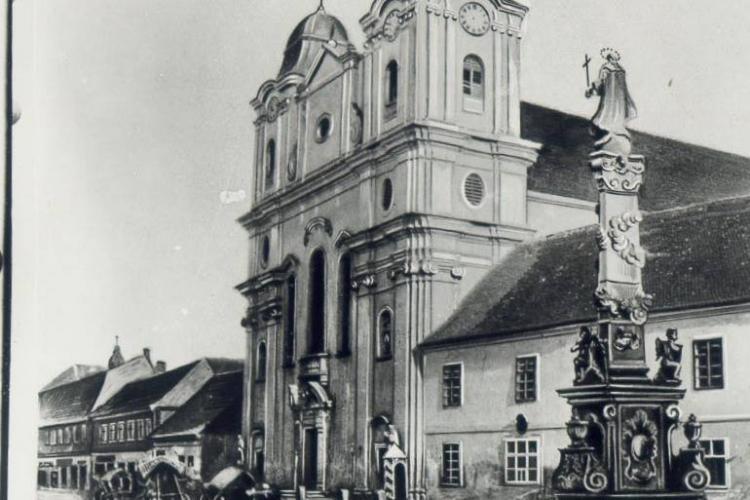 Clujul, lovit de trei epidemii de ciumă de-a lungul istoriei. În 1738, au murit 20% dintre locuitori