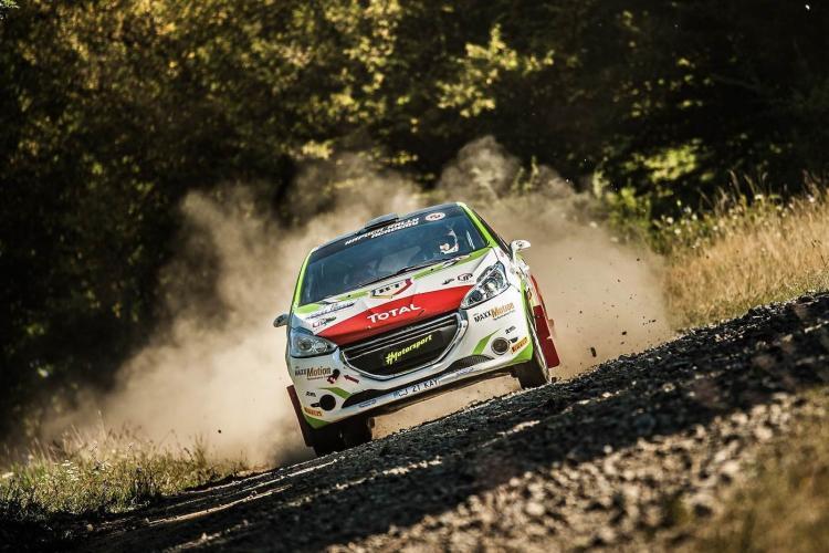 Napoca Rally Academy visează să ajungă iar la European Rally Championship