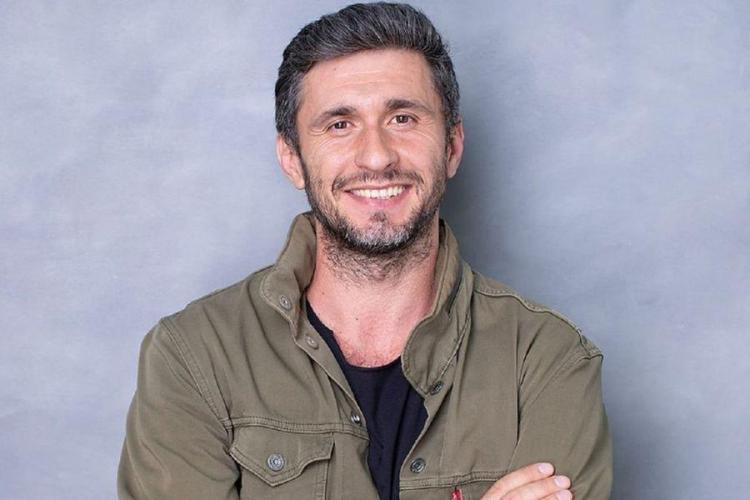 Actorul Dragoș Bucur: