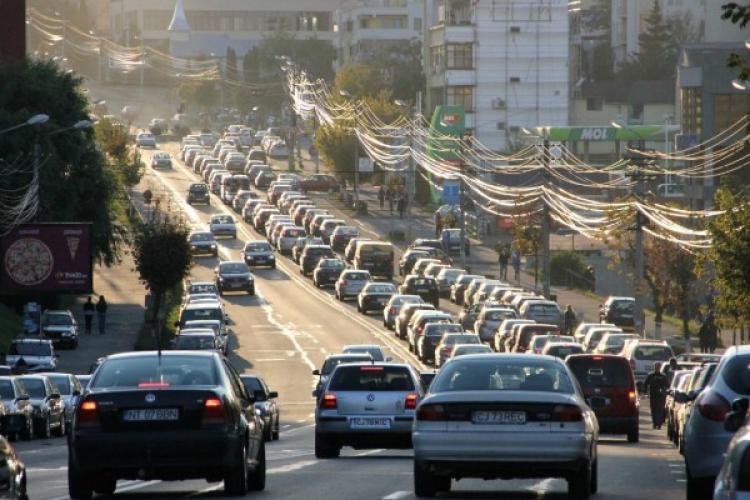 Taxă de poluare impusă pentru Cluj și alte orașe poluate din România