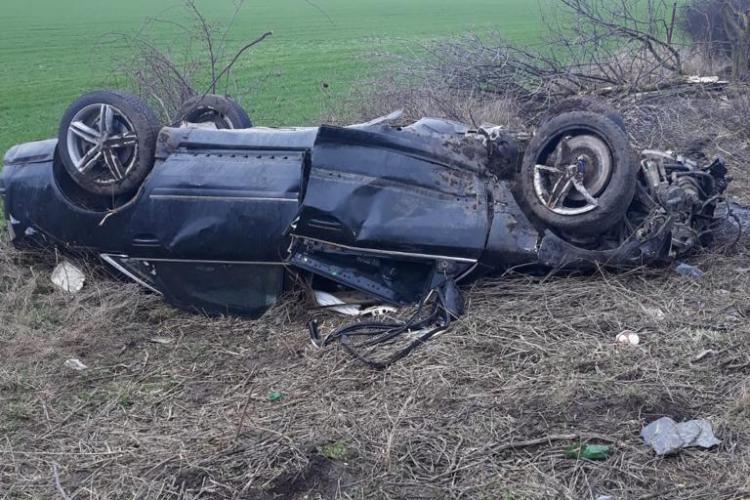 Accident MORTAL la ieșire din Arad spre Timișoara - FOTO