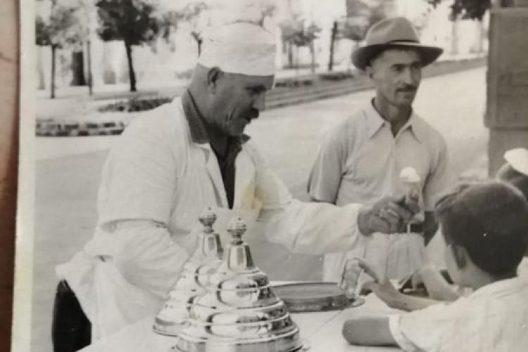 O nouă fotografie cu celebrul cofetar Daut Ismail, care avea clienți din tot Clujul în anii 60 - 75 - FOTO