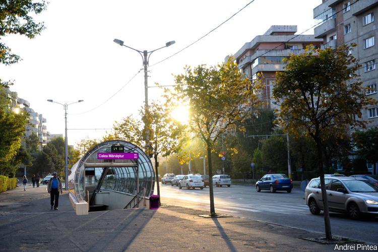 Guvernul e cu ochii pe Cluj! Boc se laudă că a primit 8 milioane de lei pentru metrou și tren metropolitan