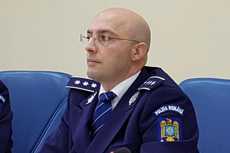 Numele adjunctului IPJ Cluj, Constantin Ilea, apare în rechizitoriul fostului șef de la Antidrog Cluj, care șantaja traficanții de droguri faimoși