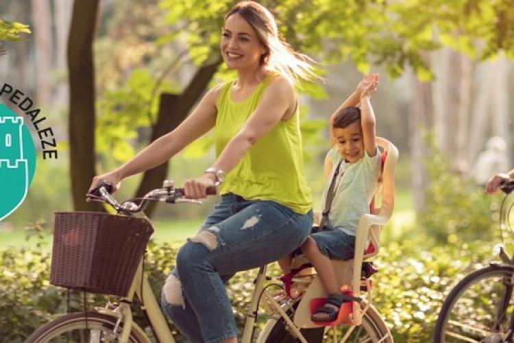 Clujenii vor să pedaleze! Petiție pentru dezvoltarea pistelor de biciclete în Cluj-Napoca și localitățile din proximitate