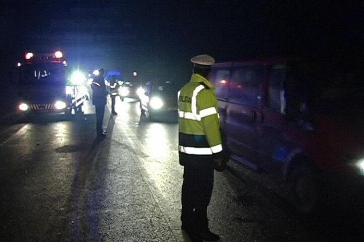 Accident și pe centura Vâlcele - Apahida, al patrulea miercuri seara