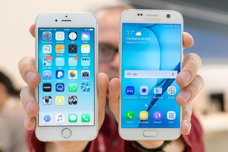 Apple a depășit Samsung! Pentru prima dată, din 2016, a devenit cel mai mare producător de smartphone-uri