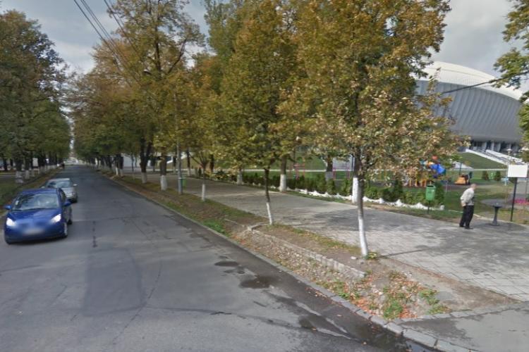 Pe durata lucrărilor la drum, stațiile de autobuz de pe Coșbuc sunt relocate pe Aleea Stadion