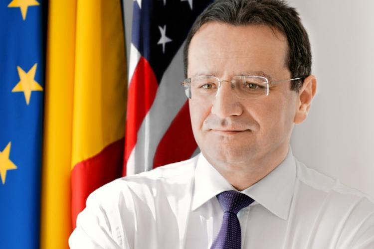Clujeanul George Maior propus ambasador în Iordania, după ce a fost retras din SUA