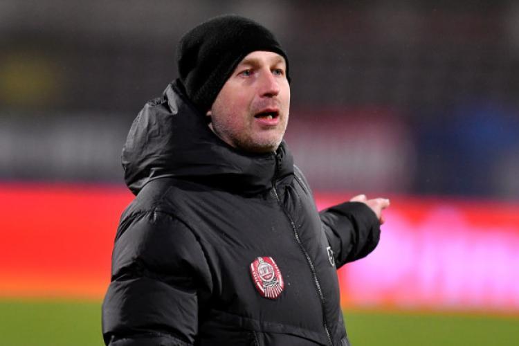 """Iordănescu a vorbit despre șansele la titlu: """"Va fi un dezavantaj pentru CFR Cluj"""""""