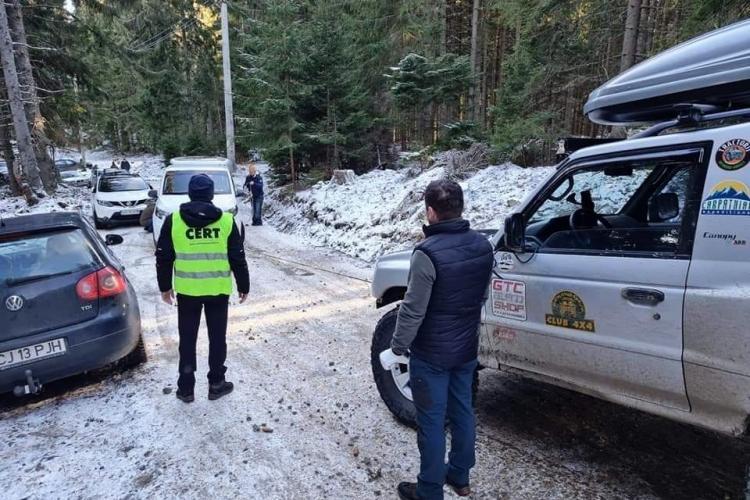 Aplicația CERT Rescue -  Puteți apela gratuit pentru ajutor în zone izolate