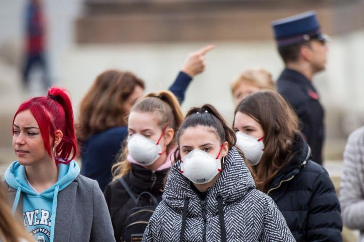 Rata de infectare în Cluj crește într-un ritm alert! Câte cazuri noi sunt?