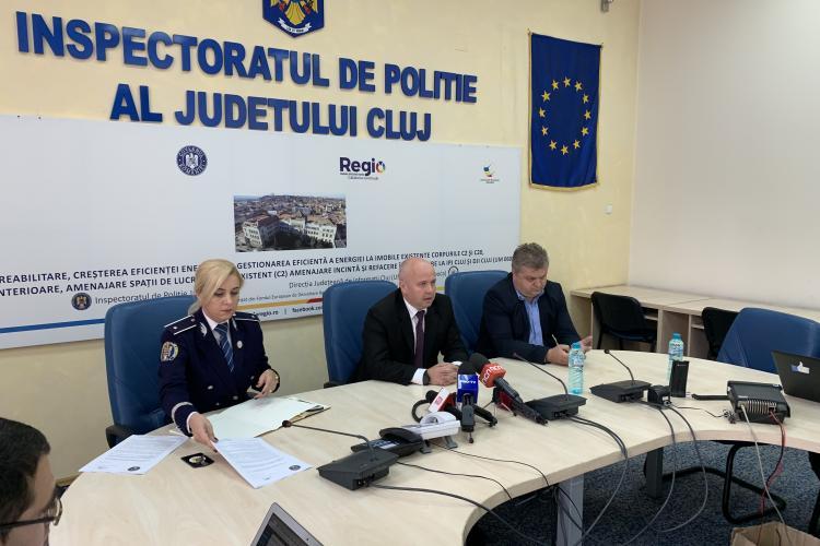 Șeful IPJ Cluj, Mircea Rus, în cărți pentru o funcție mare la București: Unii nu sunt foarte fericiți