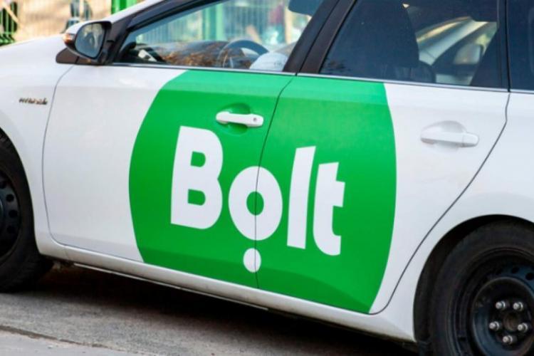 Protest al șoferilor BOLT din Cluj. Cer mărirea tarifelor, altfel nu mai lucrează - EXCLUSIV