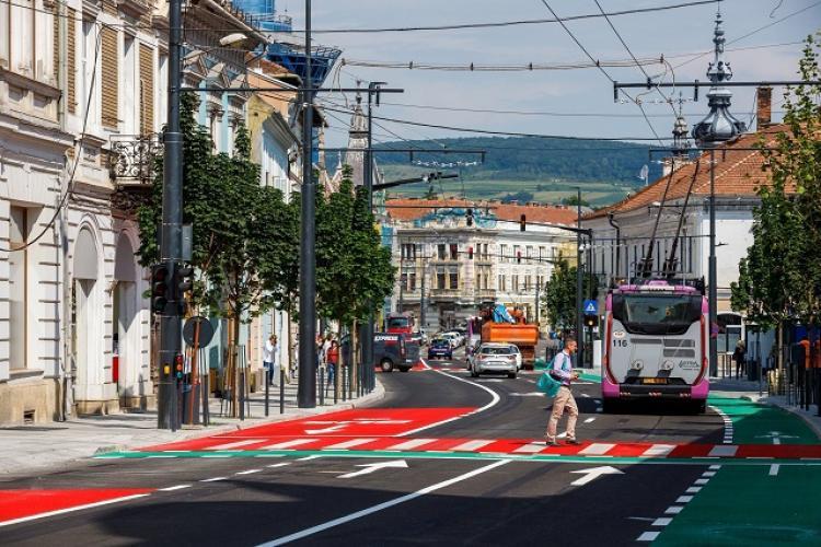 Cluj: Rata incidenței COVID-19 pe fiecare localitate din județ. În Cluj-Napoca, rata este în creștere