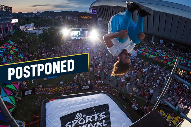 Cea de-a treia ediție Sports Festival s-a amânat. Nu se știe când va avea loc evenimentul