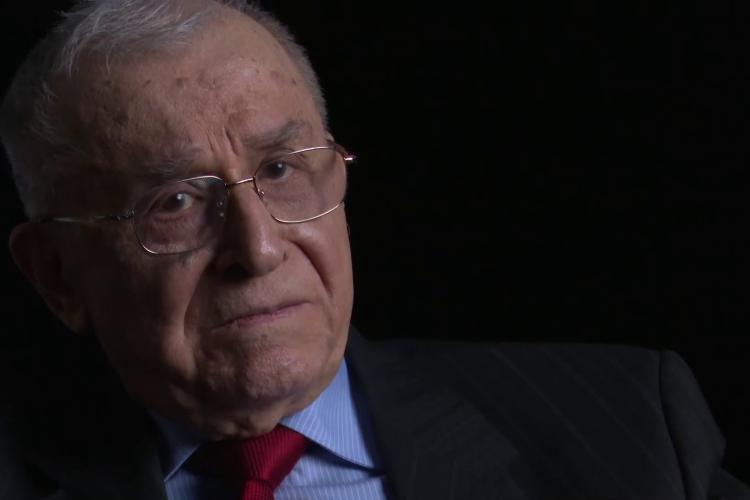 Ce face și cum se simte Ion Iliescu, la 91 de ani? Fostul președinte își serbează azi ziua de naștere