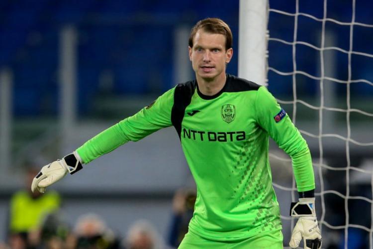 Arlauskis s-a întors la CFR Cluj. Marius Bilașco a confirmat mutarea