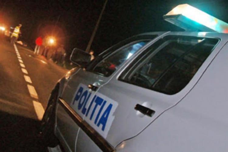 Finlandezul Laakso Jari Mika, scapă din arestul poliției, după ce a omorât o femeie pe Romul Ladea