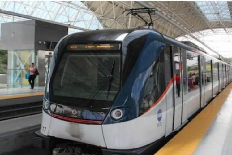 Trenul metropolitan al Clujul va avea viteză de melc: Va merge cu maxim 35 km/h - VIDEO