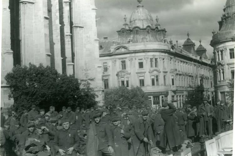 Sovieticii au luat de pe stradă clujeni civili în 1944 și i-au dus în gulag: Bunicul era poștaș și l-au confundat cu un militar - FOTO