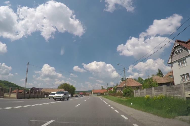 Mini-centura Tureni (DN1) - Autostrada Transilvania primește banii puțini în 2021