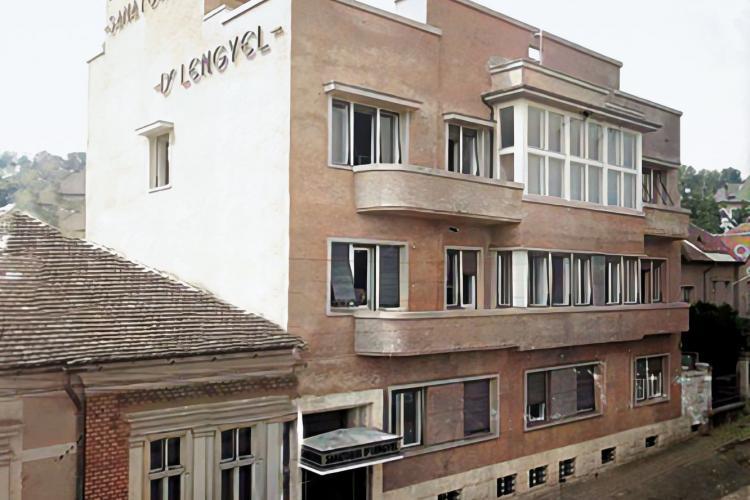 Actuala Clinică de Pediatrie 2 a aparținut soților Lengyel. În 1944, pierd totul în urma unui șantaj nazist - FOTO