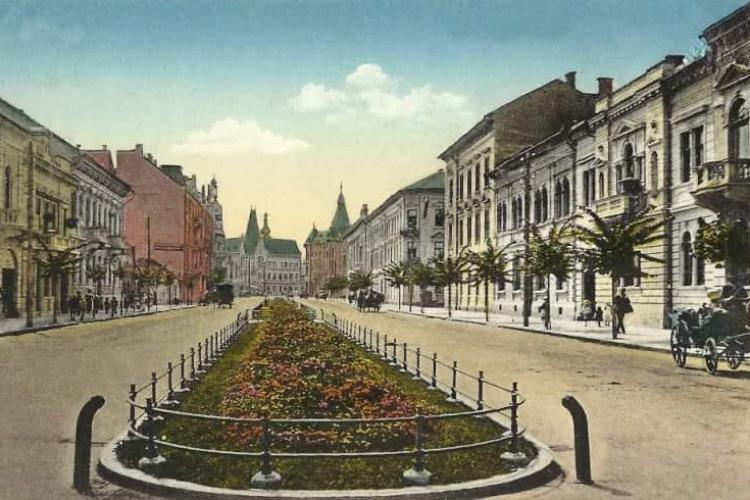 Minunata stradă Horea, fostă Regele Ferdinand, înainte de 1950 - FOTO