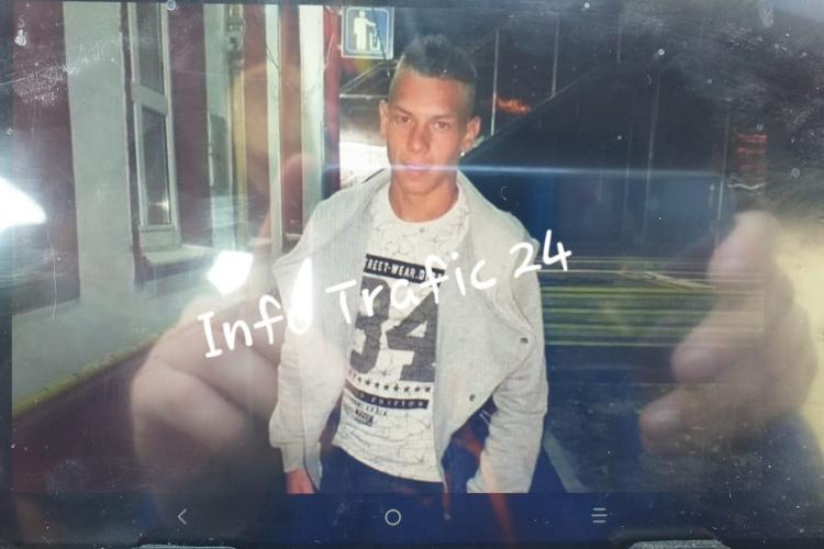 Cluj: Acest tânăr a tăiat cu cuțitul un taximetrist pe față - FOTO