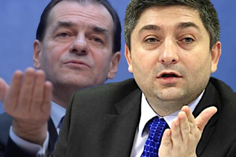 Alin Tișe, mesaj către Ludovic Orban: Unde să vorbim? Să vorbim în baie și să dăm înregistrarea după congres?