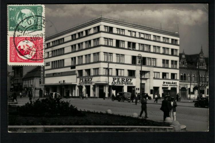Perry Automobile și Cinematograful Royal au funcționat în anii 30 în Casa Armatei și Cinema Victoria - FOTO